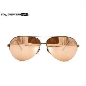 Linda Farrow Sunglasses LFL/161/8 63-12-140 Made i
